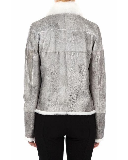 Куртка ATOS LOMBARDINI                                                                                                              серый цвет