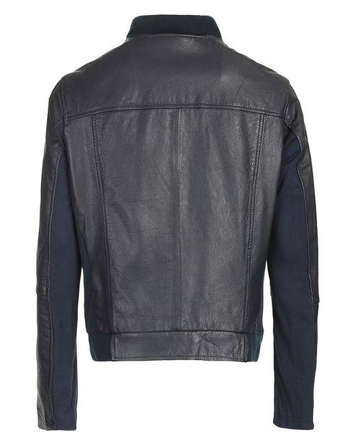 Куртка BARNEYS NEW YORK                                                                                                              синий цвет