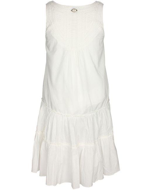 Платье DREIMASTER                                                                                                              белый цвет