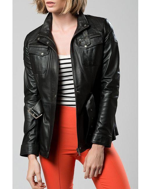 Куртка DERI&MOD                                                                                                              чёрный цвет