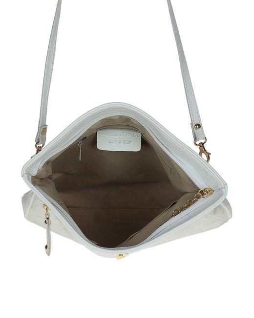 Сумка FLORENCE BAGS                                                                                                              белый цвет