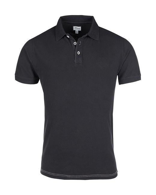 Рубашка-Поло Armani Collezioni                                                                                                              чёрный цвет
