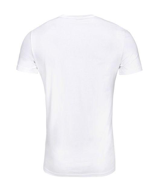 Футболка Dolce & Gabbana                                                                                                              белый цвет