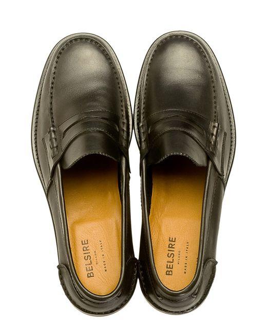 Ботинки BELSIRE MILANO                                                                                                              чёрный цвет