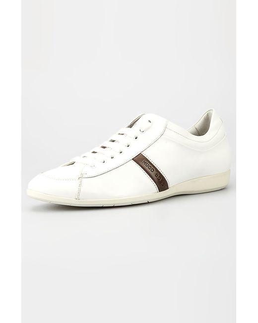 Сникерсы Hugo                                                                                                              белый цвет