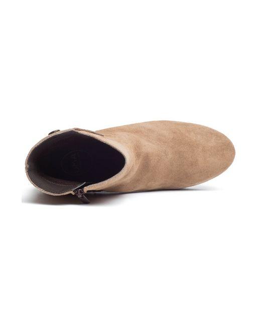 Ботинки Uma                                                                                                              бежевый цвет