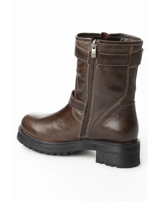 Ботинки Bambi                                                                                                              коричневый цвет