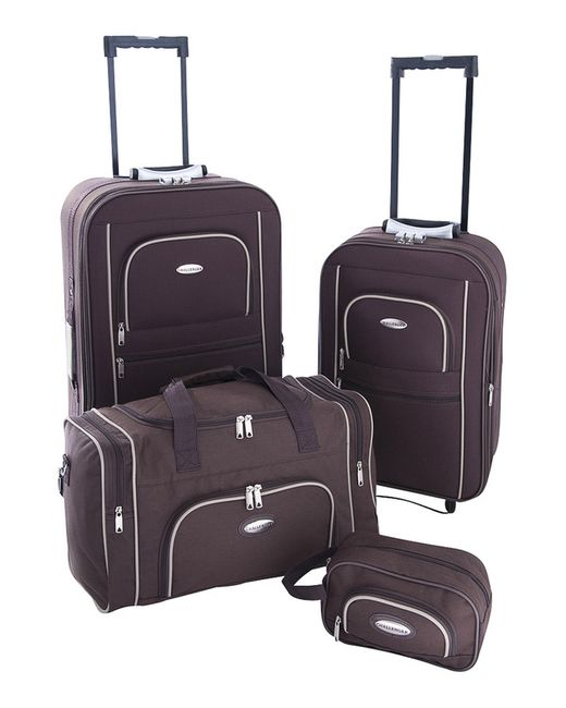 Комплект France Bag                                                                                                              коричневый цвет