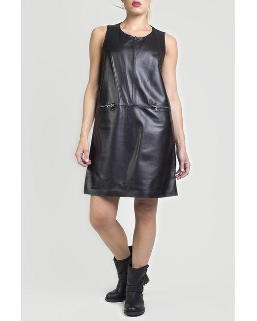 Платье Giorgio                                                                                                              чёрный цвет