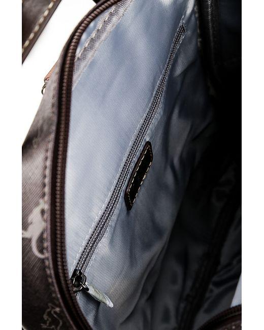 Сумка Canguru                                                                                                              коричневый цвет