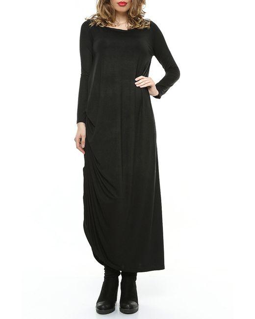 Платье Ki6 collection                                                                                                              чёрный цвет