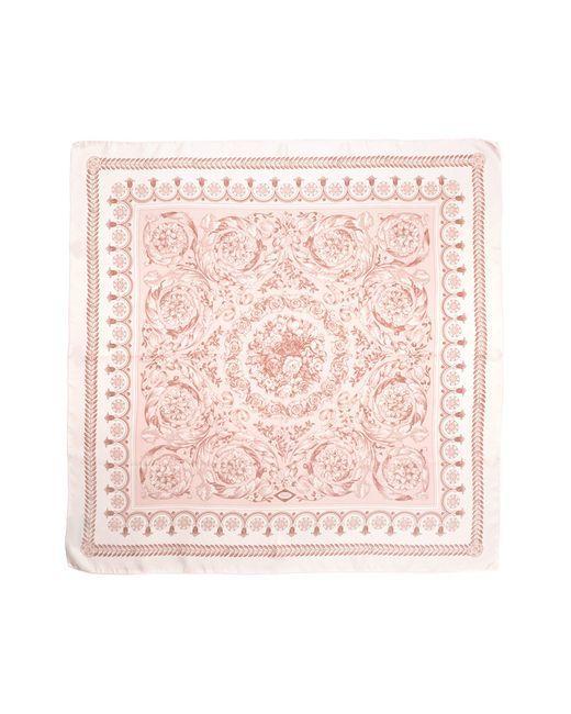 Шарф Versace                                                                                                              розовый цвет