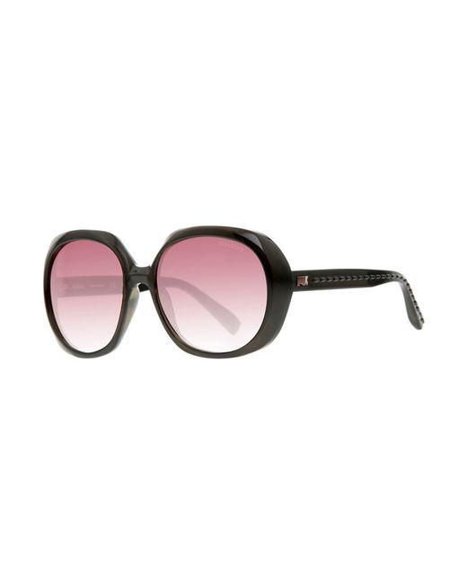 Солнцезащитные Очки Max Mara                                                                                                              чёрный цвет