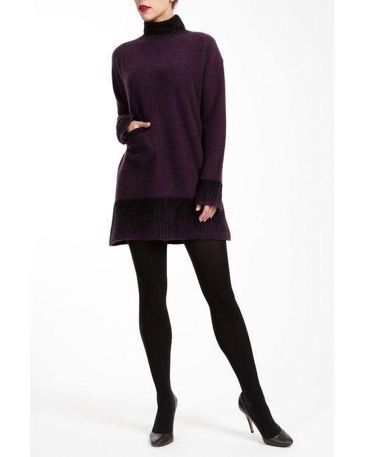 Платье Martucci Roma                                                                                                              фиолетовый цвет
