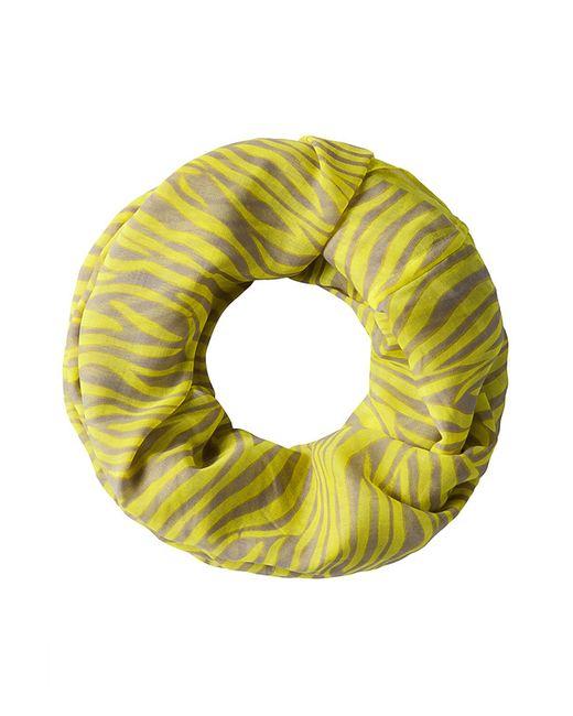 Шарф Vincenzo Boretti                                                                                                              желтый цвет