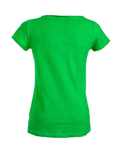 Футболка Mtv                                                                                                              зелёный цвет