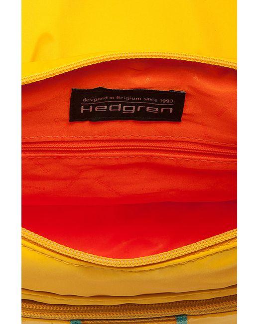 Сумка Hedgren                                                                                                              оранжевый цвет