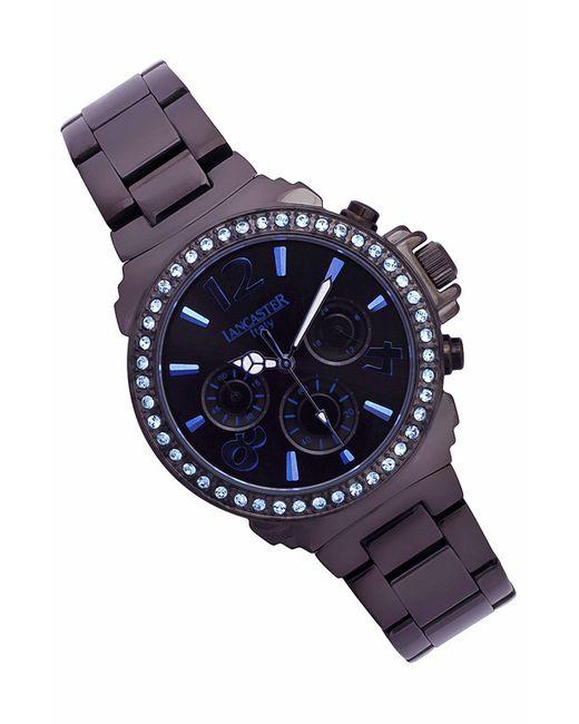 Часы Lancaster                                                                                                              синий цвет