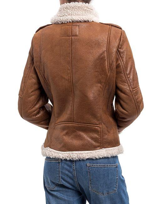 Куртка DIBYE                                                                                                              коричневый цвет