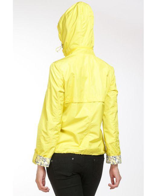 Куртка Amazing                                                                                                              желтый цвет