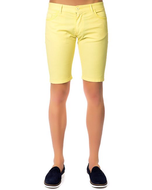 Шорты BAGUTTA BEACHWEAR                                                                                                              желтый цвет