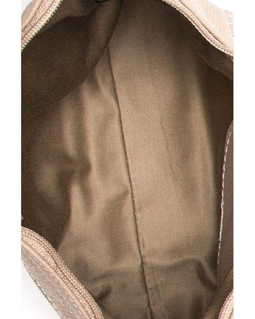 Сумка ANNA LUCHINI                                                                                                              коричневый цвет