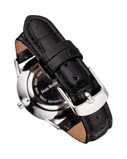 Часы JEAN BELLECOUR PREMIUM                                                                                                              чёрный цвет