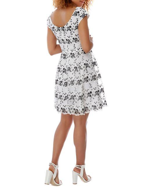 Платье Yumi                                                                                                              чёрный цвет