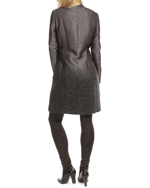Пальто TOK                                                                                                              серый цвет