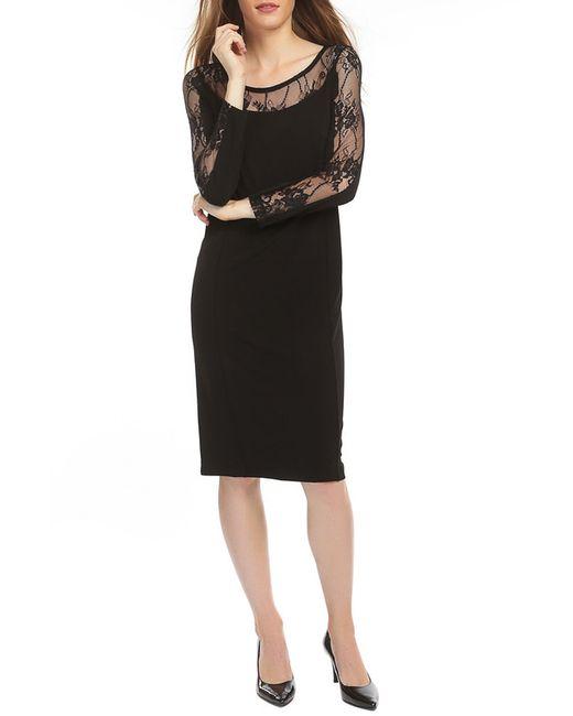 Платье Georgede                                                                                                              чёрный цвет