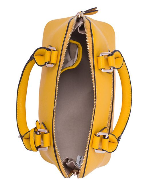 Сумка Lancaster                                                                                                              желтый цвет
