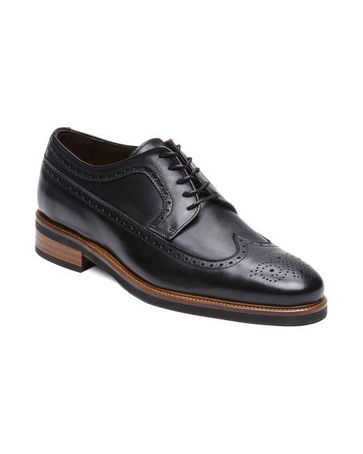 Туфли ORTIZ REED                                                                                                              чёрный цвет