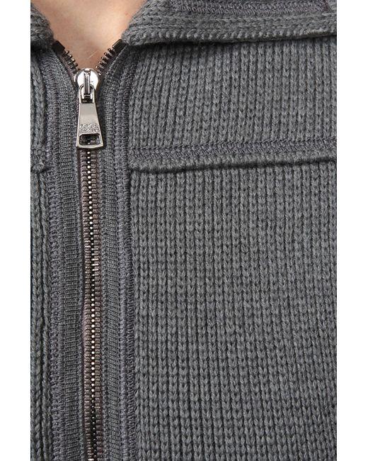 Кардиган Dolce & Gabbana                                                                                                              серый цвет