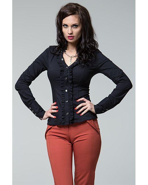 Рубашка Gloss                                                                                                              чёрный цвет