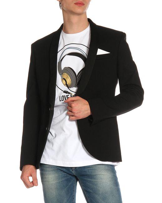 Пиджак С Платком Neil Barrett                                                                                                              чёрный цвет