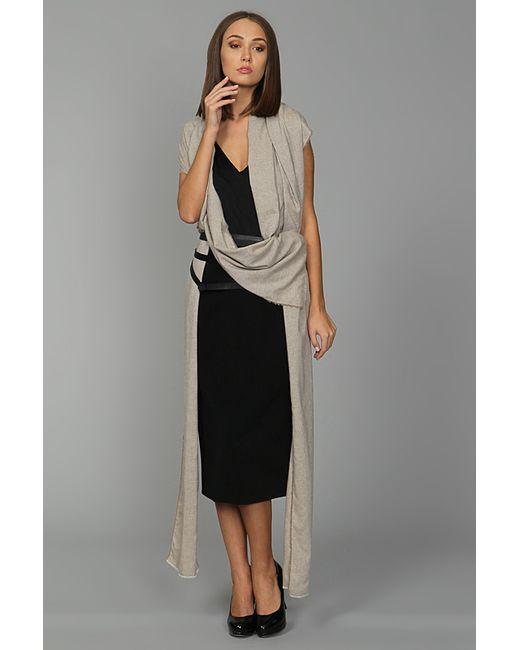 Платье С Поясом Victoria Beckham                                                                                                              многоцветный цвет