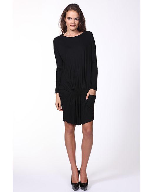Платье Джерси Stella Mccartney                                                                                                              чёрный цвет