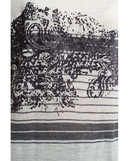 Джемпер Ermanno Scervino                                                                                                              бежевый цвет
