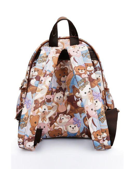 Рюкзак DANNY BEAR                                                                                                              многоцветный цвет