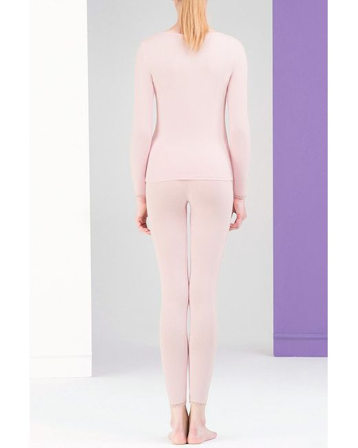 Комплект I'd                                                                                                              розовый цвет