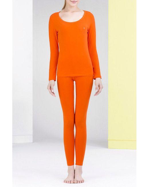 Комплект I'd                                                                                                              оранжевый цвет