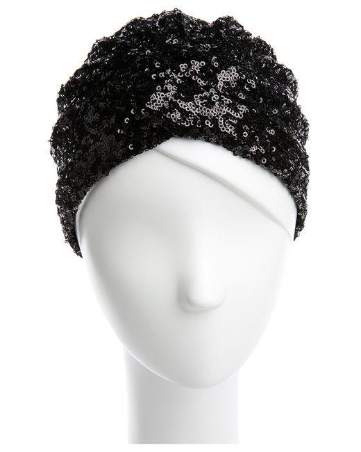 Тюрбан Saint Laurent                                                                                                              чёрный цвет