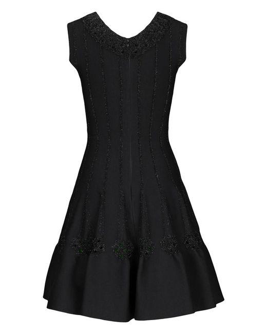 Платье Вечернее Alaïa                                                                                                              чёрный цвет
