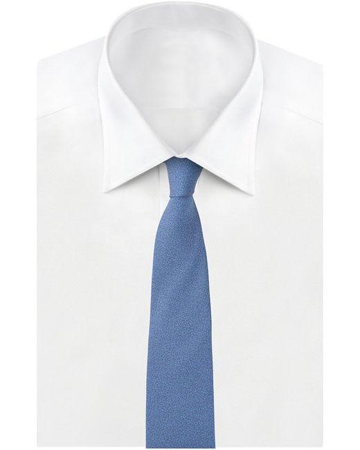 Галстук Lanvin                                                                                                              синий цвет