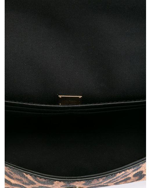 Сумка Через Плечо Miss Sicily Dolce & Gabbana                                                                                                              чёрный цвет