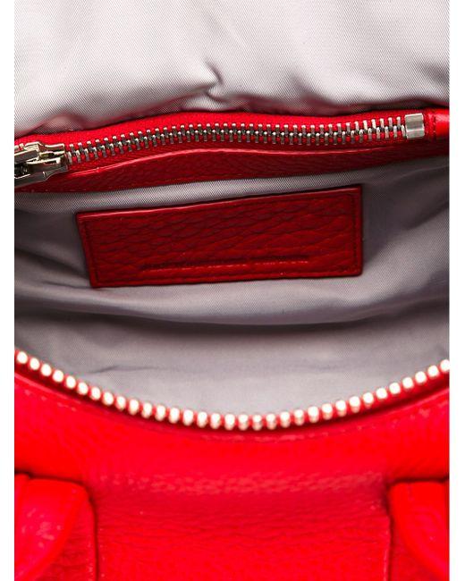 Сумочка-Тоут Rockie Alexander Wang                                                                                                              красный цвет
