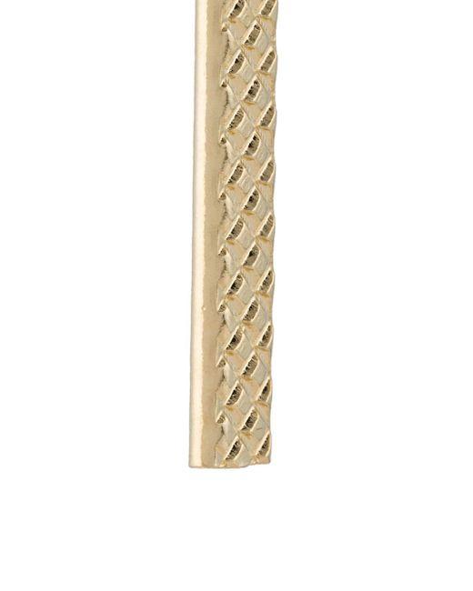 Серьги С Гравировкой Isabel Marant                                                                                                              серебристый цвет