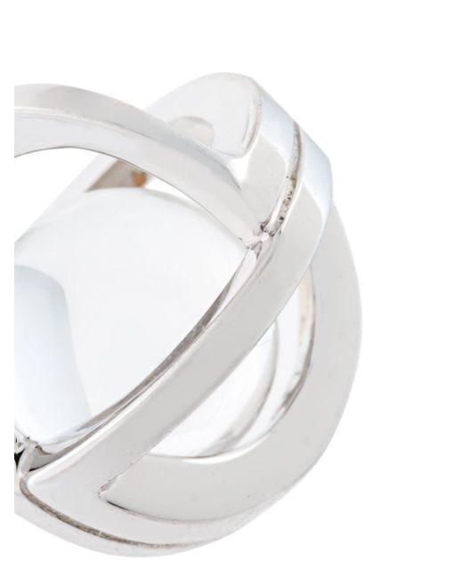 Асимметричные Серьги Planetaria LARA BOHINC                                                                                                              серебристый цвет