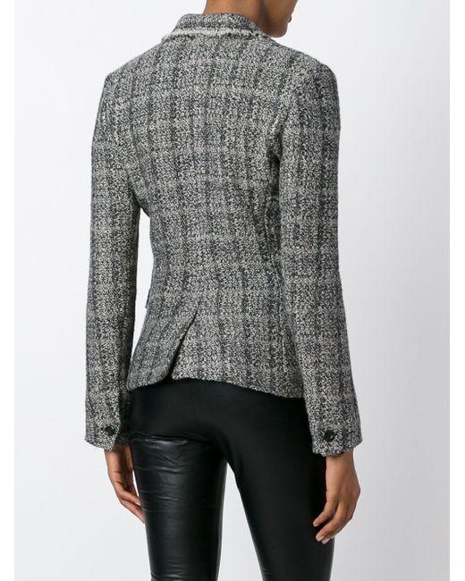 Пиджак-Букле Lacy Isabel Marant Étoile                                                                                                              чёрный цвет