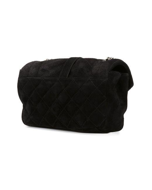 Сумка На Плечо Monogram Saint Laurent                                                                                                              чёрный цвет